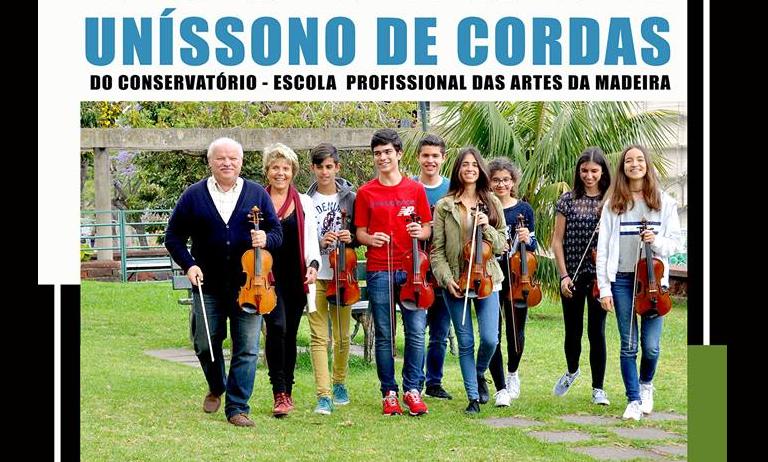 "Ensemble de Cordas ""Uníssono"""