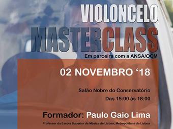 Masterclass de violoncelo