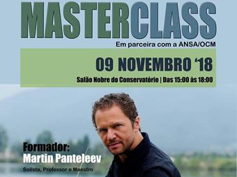 Masterclass de violino