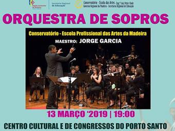 Orquestra de Sopros do Conservatório