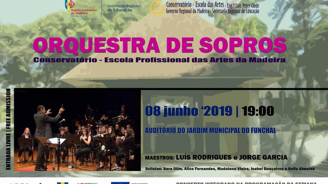 Orquestra de Sopros 2019