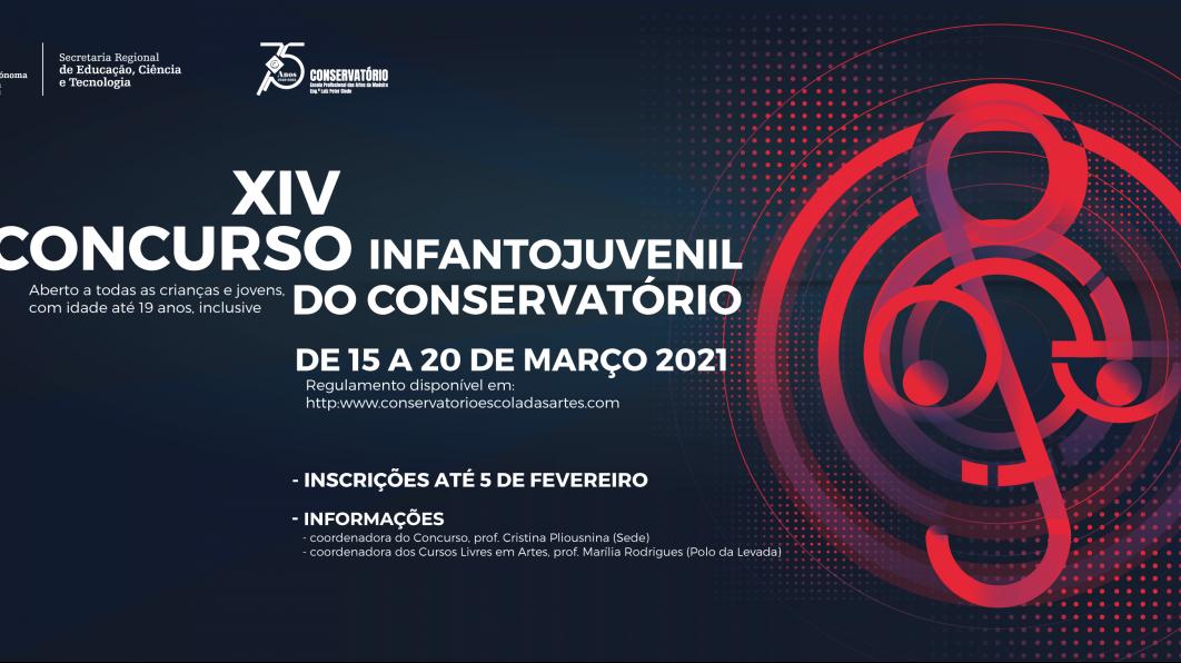 XIV Concurso Infantojuvenil do Conservatório