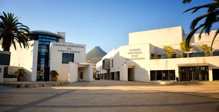 Centro Cultural e de Congressos do Porto Santo
